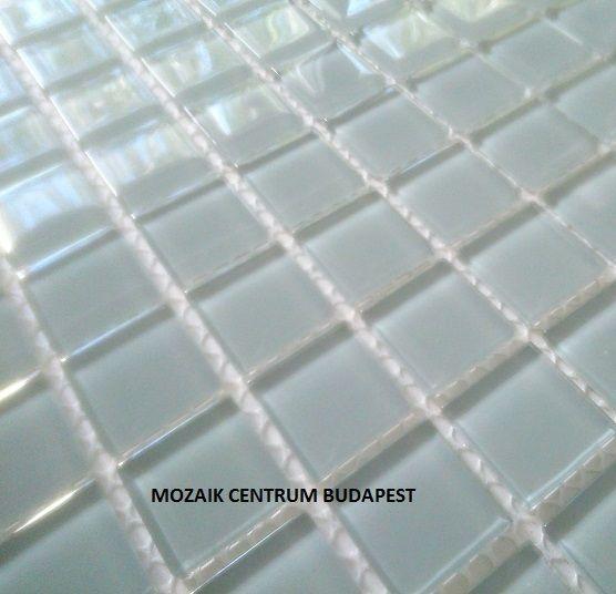 SZÜRKE krsitály üvegmozaik