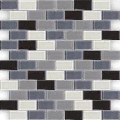 Metro 04 krsitály üvegmozaik